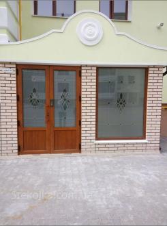 Витраж-118