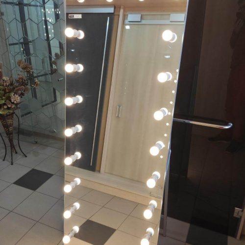 Зеркало с подсветкой салон (11)