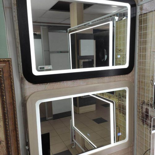 Зеркало с подсветкой салон (17)