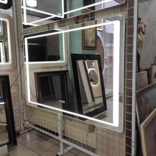 Зеркало с подсветкой салон (18)