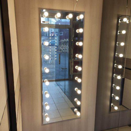 Зеркало с подсветкой салон (19)