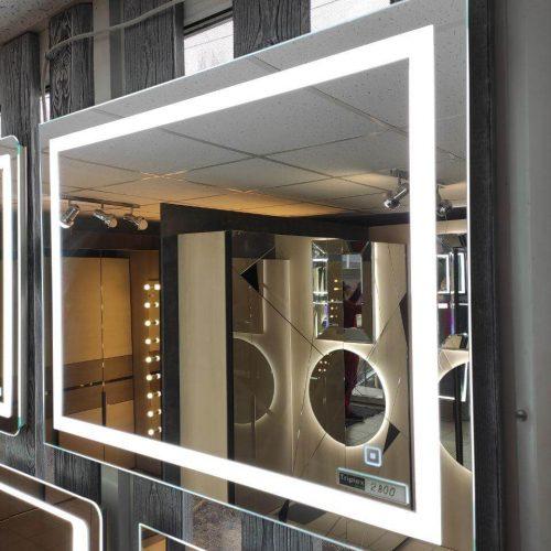 Зеркало с подсветкой салон (3)