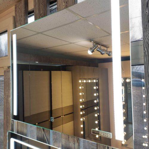 Зеркало с подсветкой салон (5)