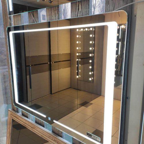 Зеркало с подсветкой салон (6)
