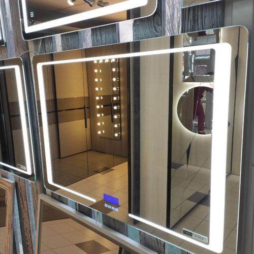Зеркало с подсветкой салон (7)