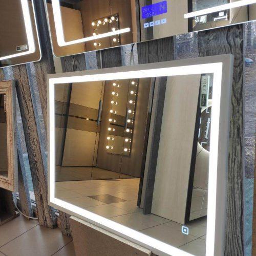 Зеркало с подсветкой салон (9)